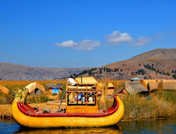 Uros Floating Island Half Day